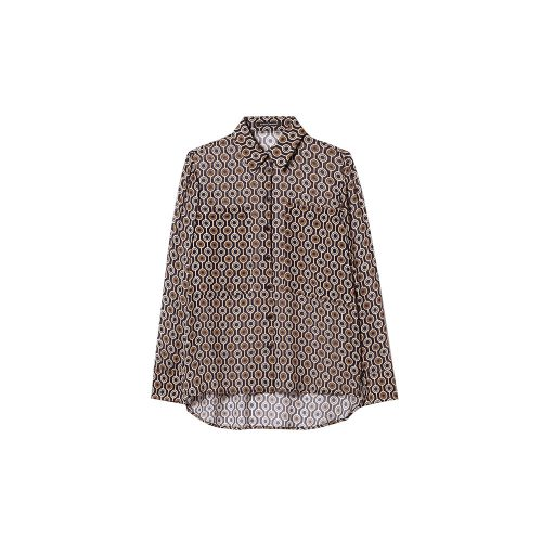 Luisa Cerano Blouse with Pocket Details